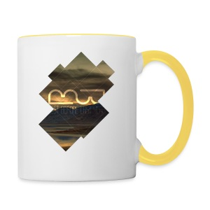 Men's shirt Album Cover - Contrasting Mug