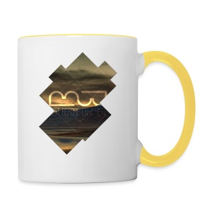 Women's shirt Album Cover - Contrasting Mug