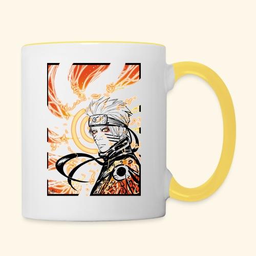 Manga - Contrasting Mug