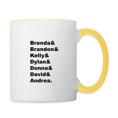90210 - Contrasting Mug