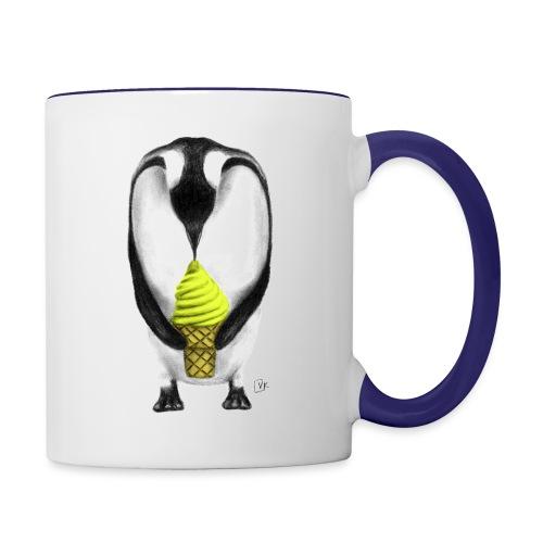 Penguin Adult - Contrasting Mug