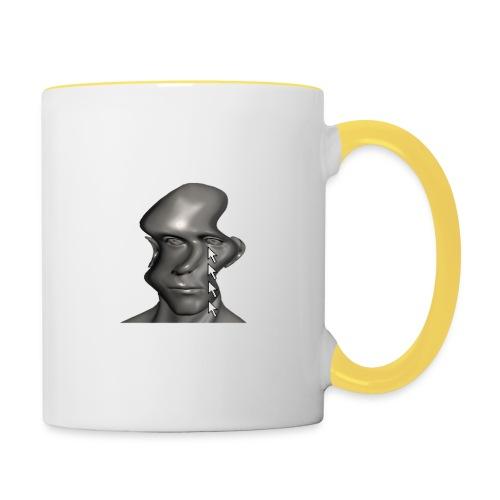 cursor_tears - Contrasting Mug