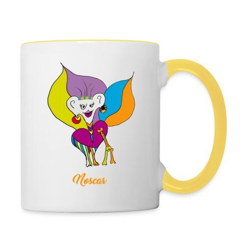 Noscar - Mug contrasté