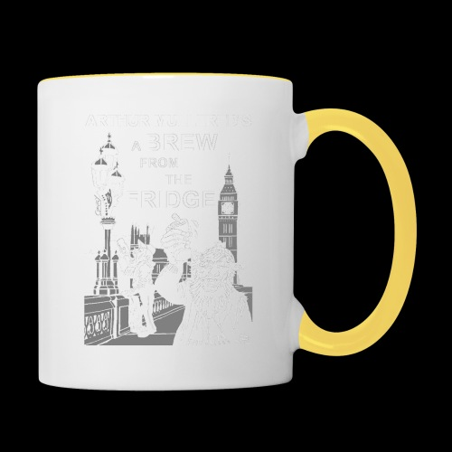 A Brew from the Fridge v1 - Contrasting Mug