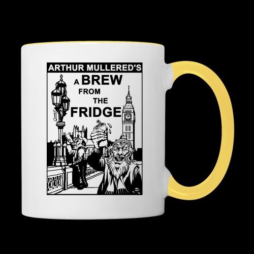 A Brew from the Fridge v2 - Contrasting Mug