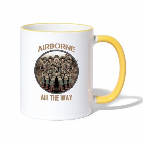 Airborne - Tout le chemin - Mug contrasté