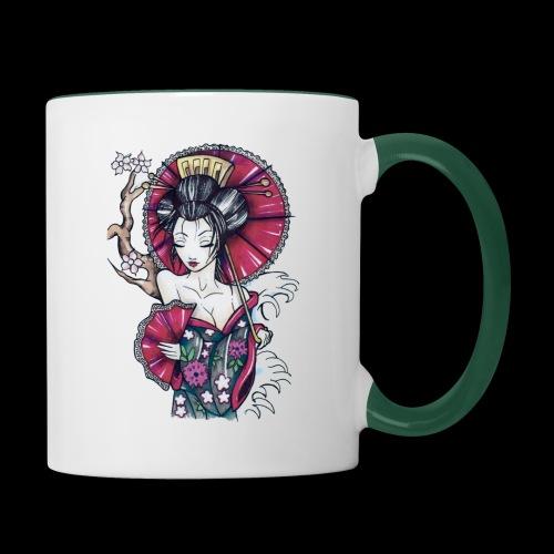 Geisha2 - Tazze bicolor