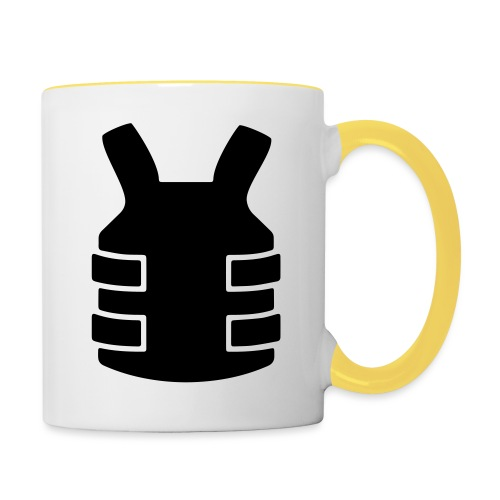 Bullet Proof Design - Contrasting Mug