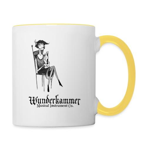 Ada Logo - Contrasting Mug