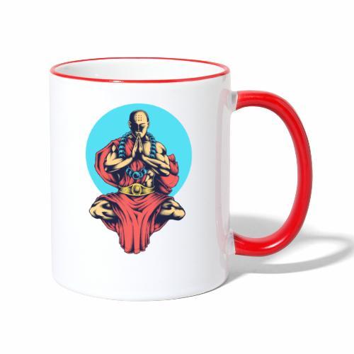 Inner Peace Inner Peace Gift Idea - Contrasting Mug