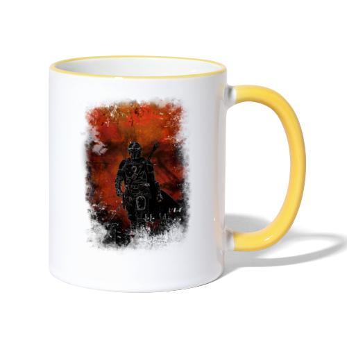 mandalorian - Mug contrasté