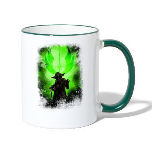 yoda - Mug contrasté