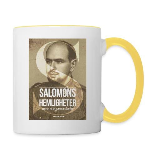 Salomons hemligheter - Tvåfärgad mugg