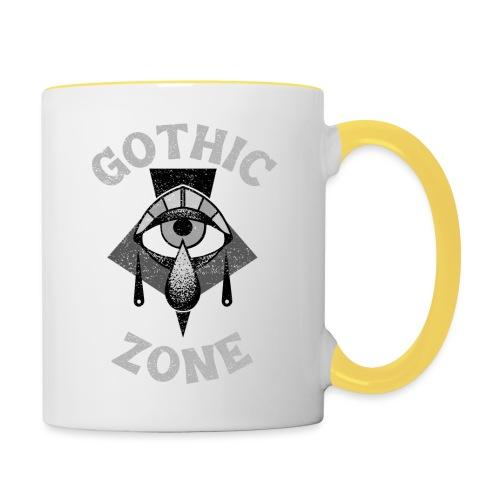 gothique - Mug contrasté
