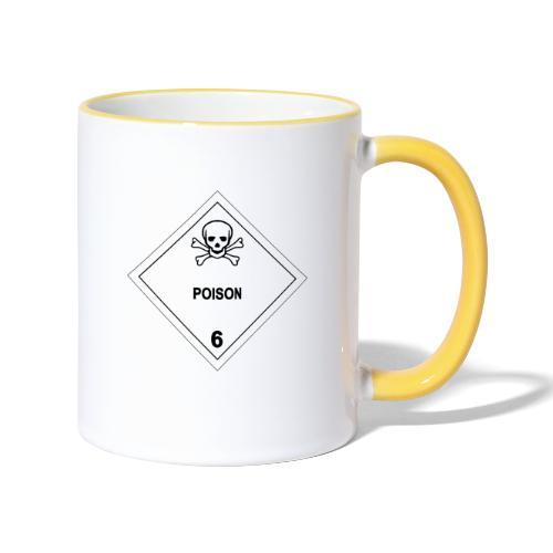 Poison Skull - Contrasting Mug