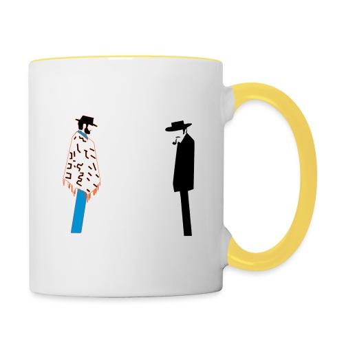 Bad - Mug contrasté