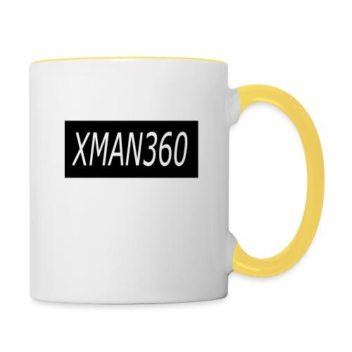 Merch design - Contrasting Mug