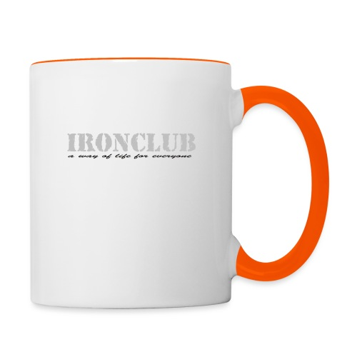 IRONCLUB - a way of life for everyone - Tofarget kopp