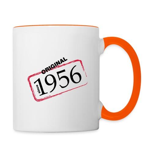 1956 - Tasse zweifarbig