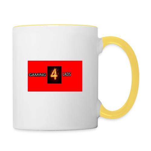 Merch - Mug contrasté