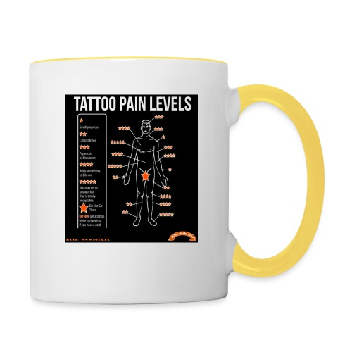 tatoo - Mug contrasté