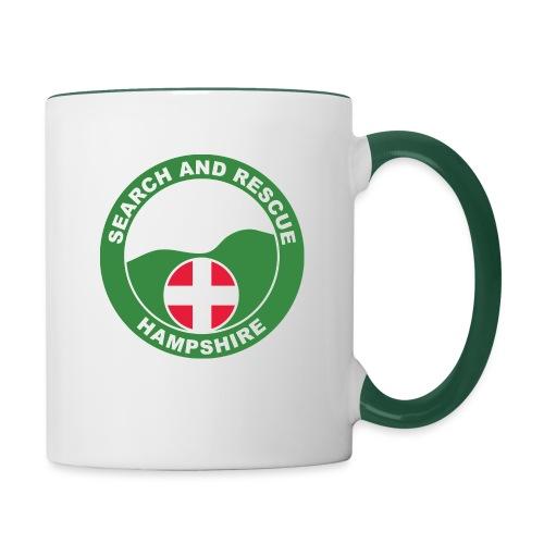 HANTSAR roundel - Contrasting Mug