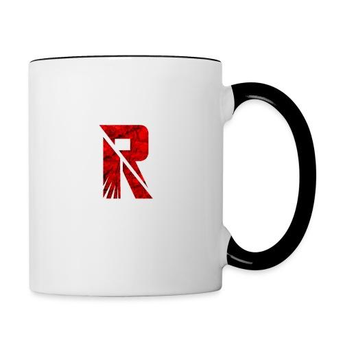 RaZe R Logo - Contrasting Mug