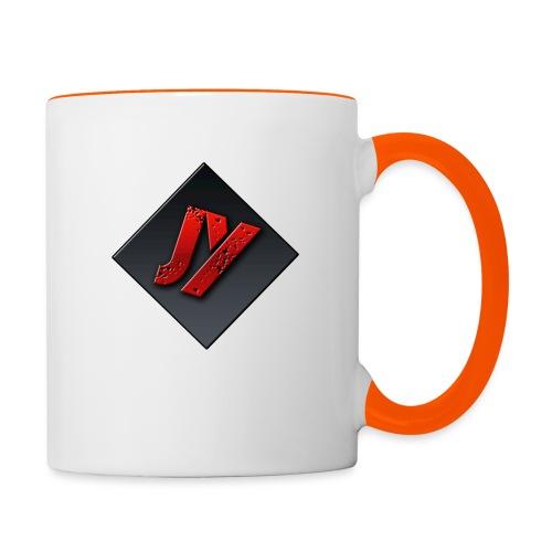 Logo numéro 2 - Mug contrasté