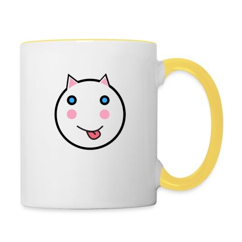 Alf Cat | Alf Da Cat - Contrasting Mug