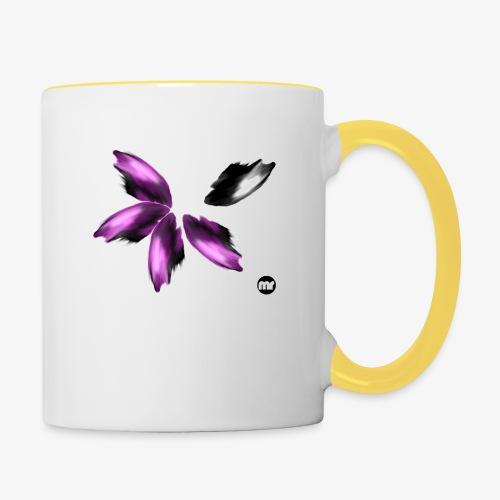 Sembran petali ma è l'aurora boreale - Tazze bicolor
