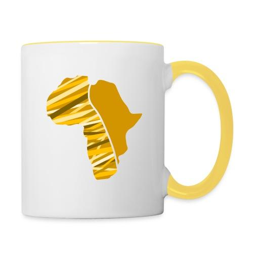 Buyela Africa Logo - Tasse zweifarbig