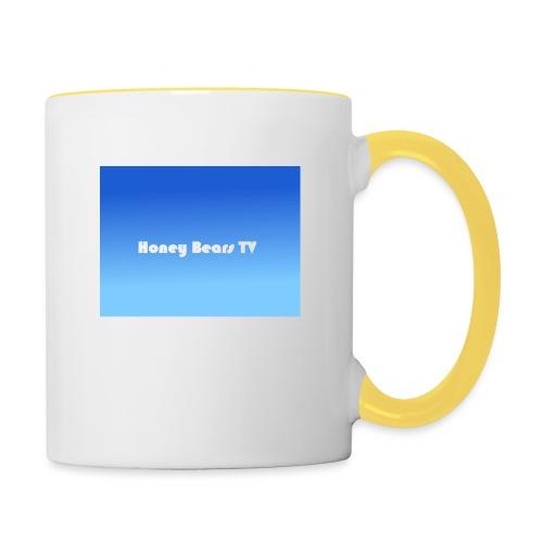 Honey Bears TV Merch - Contrasting Mug