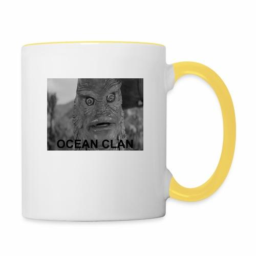 OCEAN CLAN - Tofarget kopp