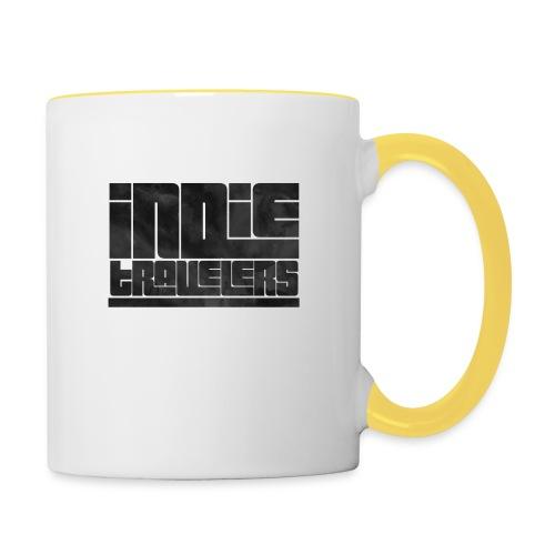 Indie Travelers - Taza en dos colores