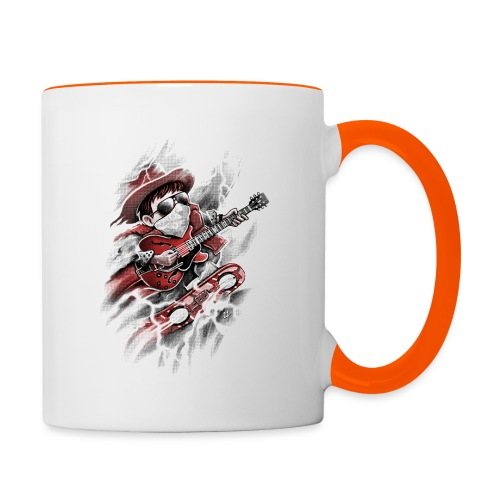 Time Rider - Contrasting Mug
