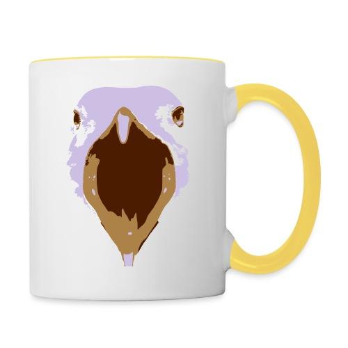 Ballybrack Seagull - Contrasting Mug