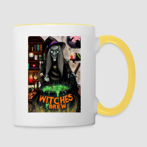 The Witch - Contrasting Mug