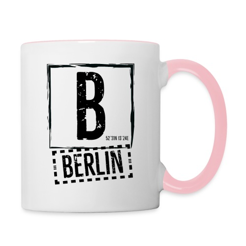 Berlin - Contrasting Mug
