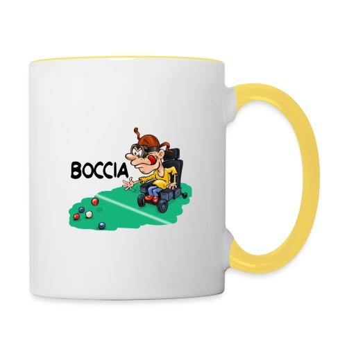 boccia II - Tvåfärgad mugg