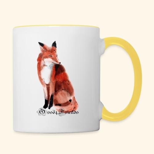 FOX - Tazze bicolor