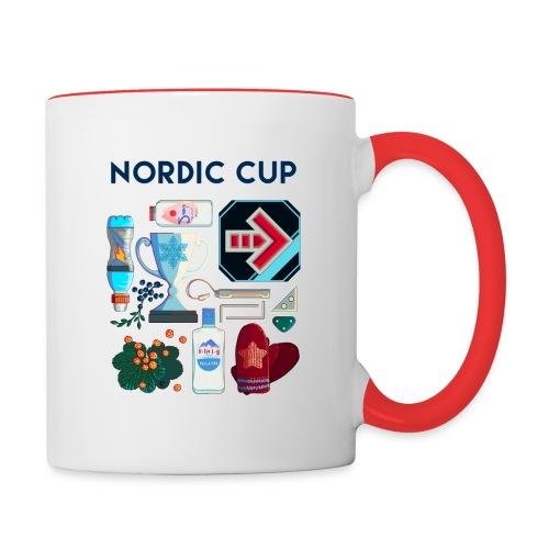 Nordic 2018 - Kaksivärinen muki