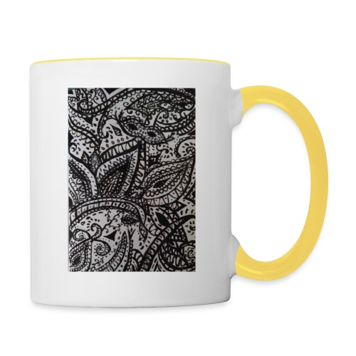 henna - Contrasting Mug
