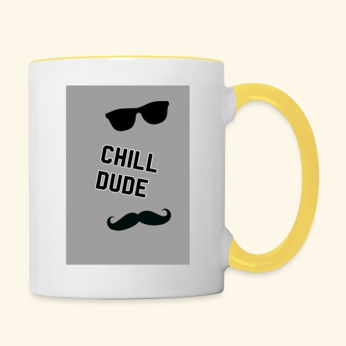 Cool tops - Contrasting Mug