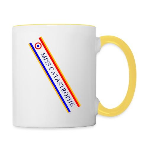 Miss Catastrophe - Mug contrasté