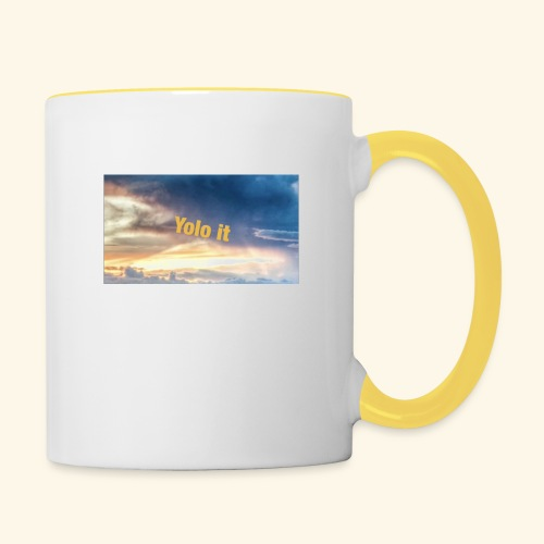 My merch - Contrasting Mug