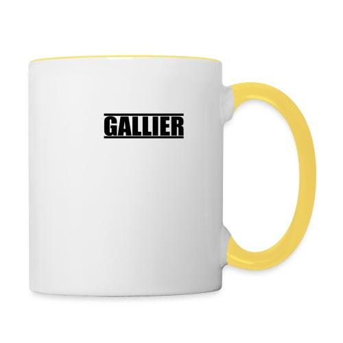 MyLogoUpdate - Contrasting Mug