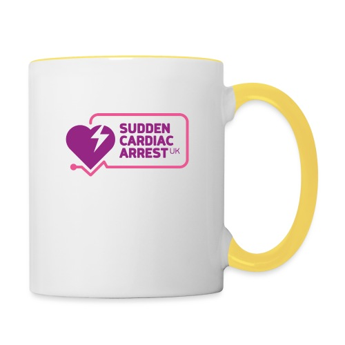 SCA UK Purple Logo - Contrasting Mug