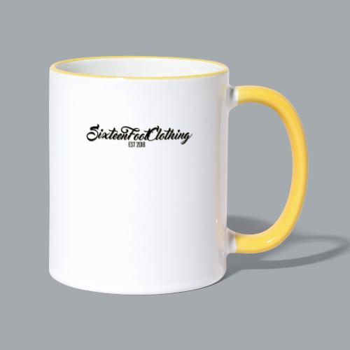 SixteenFootClothing EST 2018 - Contrasting Mug