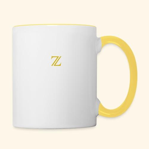 zaffer - Tazze bicolor