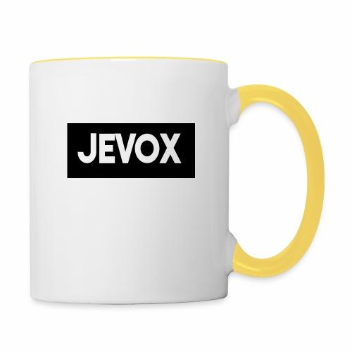 Jevox Black - Mok tweekleurig